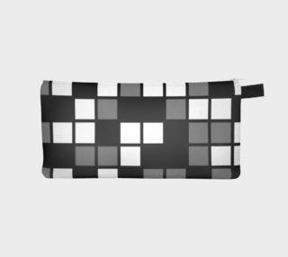 Aperçu de Grey, Black, and White Random Mosaic Squares