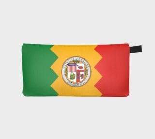 LA Flag Pencil Case preview