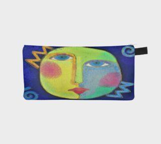 Aperçu de Sun and Moon Abstract Art