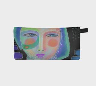 Aperçu de Colorful Abstract Woman