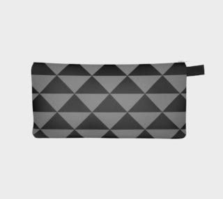 Aperçu de Black and Medium Grey Triangles
