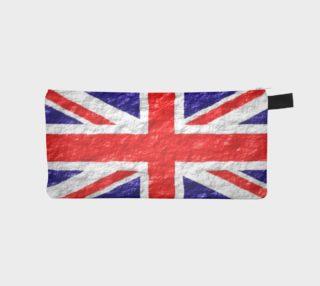 Aperçu de Union Jack Flag Pencil Case