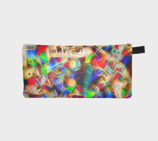 Ethnic Beads Abstract preview
