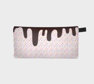 Pink Sprinkles Choc Top Pencil Case preview