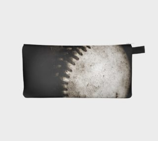 Battered Baseball in Black and White preview