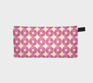 Donuts pencil case preview