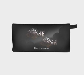 A-Synchronous Ethereal Clouds Weave Pencil Case preview