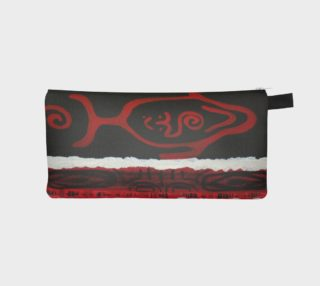 Alutiiq Dancers pencil case preview