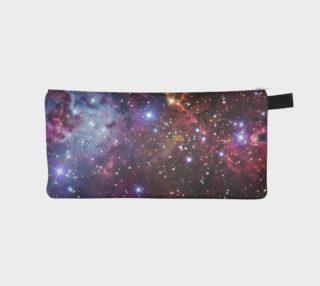 Lost In Space - Fox Fur Nebula Pencil case preview