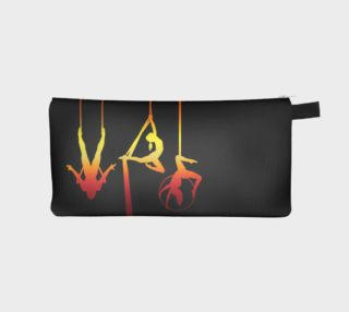 Aerial Ombre Pencil Case - Midnight Flame preview