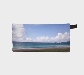 Lake Superior Agawa Bay - Sunny Day Pencil Case preview