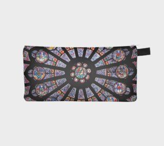Rose South Window, Notre Dame Paris Pencil Case preview