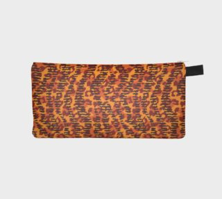 Animal Stripes and Spots Pencil Case preview