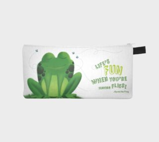 Frog Pencil Case preview
