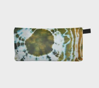 Green Geode Pencil Case preview