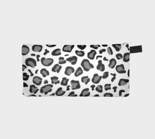 Aperçu de gray leopard print
