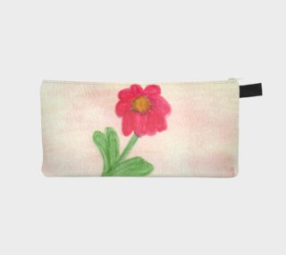 Red Daisy Pencil Case preview