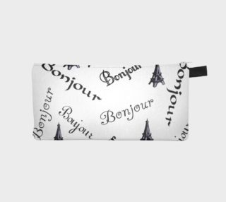 Bonjour Pencil Case preview