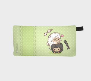 Bruno and Herbert - Pencil Case preview