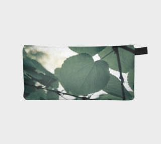 Captivating Leaves Pencil Case preview