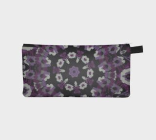 Kaleidoscope #955 zipper pouch preview