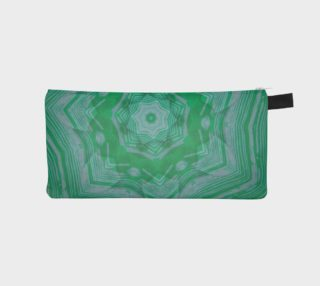 Kaleidoscope #956 zipper pouch preview