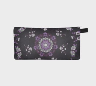 Kaleidoscope #953 zipper pouch preview