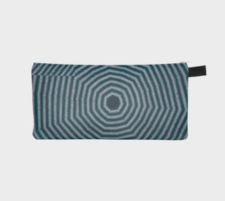 Kaleidoscope #966 zipper pouch preview