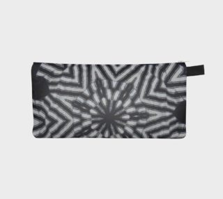 Kaleidoscope #933 zipper pouch preview