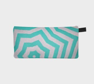 Kaleidoscope #1029 zipper pouch preview