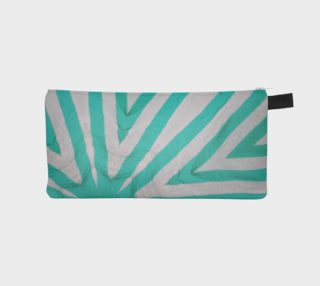 Kaleidoscope #834 zipper pouch preview