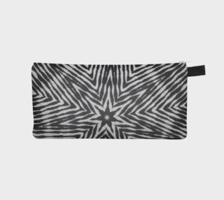 Kaleidoscope #858 zipper pouch preview