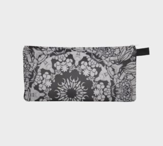 Kaleidoscope #877 zipper pouch preview