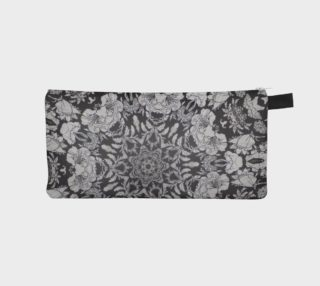 Kaleidoscope #882 zipper pouch preview