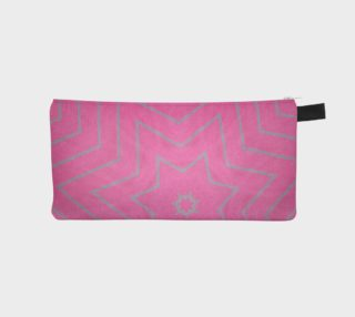 Kaleidoscope  #894 zipper pouch preview