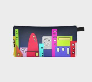Space City Pencil Case  preview