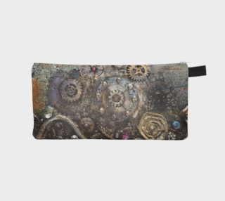 Steam Zippered Pouch preview