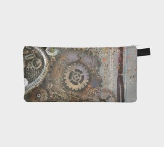 Cogs inThe Machine Zippered Pouch preview