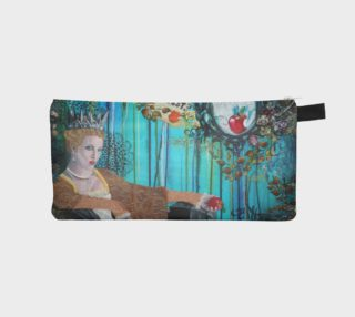 Who's the Fairest Zippered Pouch preview