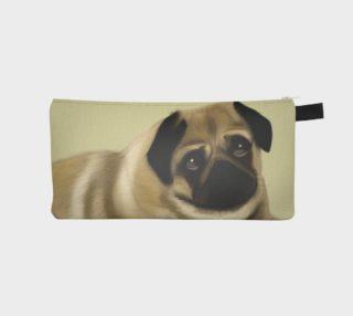 Pug Love Pencil Case preview