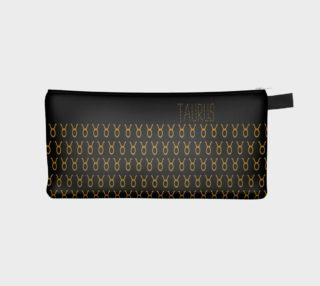 Aperçu de Taurus Makeup Bag