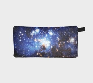 Aperçu de Blue Galaxy(Pencil Case)