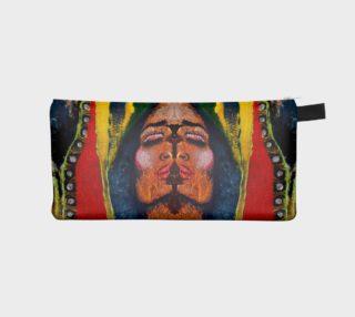 Meditative Native Pencil Case preview