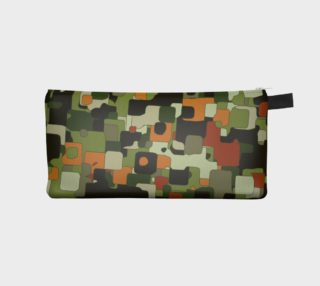 Camouflage Pencil Bag preview
