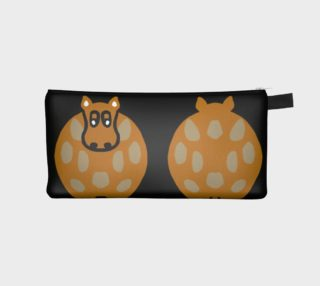 Silly Cow Pencil Case preview