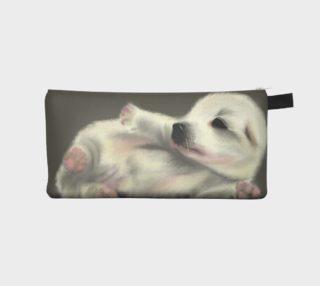 Adorable Puppy Pencil Case preview