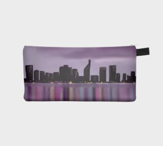 Morning Skyline Pencil Case preview