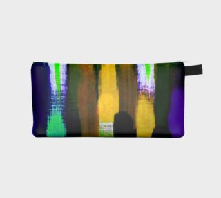 Paint Brushstrokes 2 Pencil Case preview