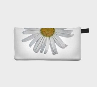 Single White Daisy Pouch 160802 preview