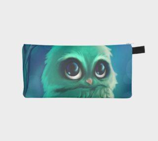 Aperçu de Owl - Pencil case